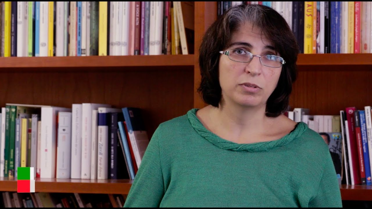 Elena Buccoliero: ex giudice onorario, ora poetessa...