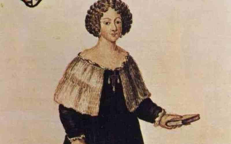 Elena Lucrezia Cornero Piscopia
