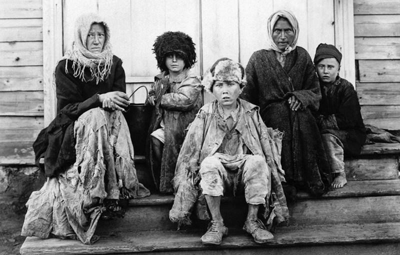 poveri russia