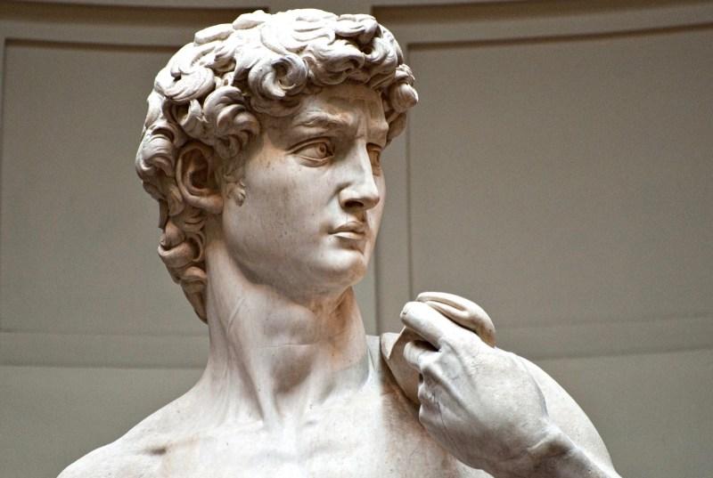 David Michelangelo eroe