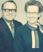 C. E. and Naomi McCracken (founding pastor) (1)