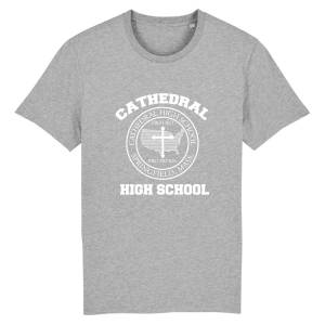 T-shirt Unisexe - CATHEDRAL - Coton Bio.