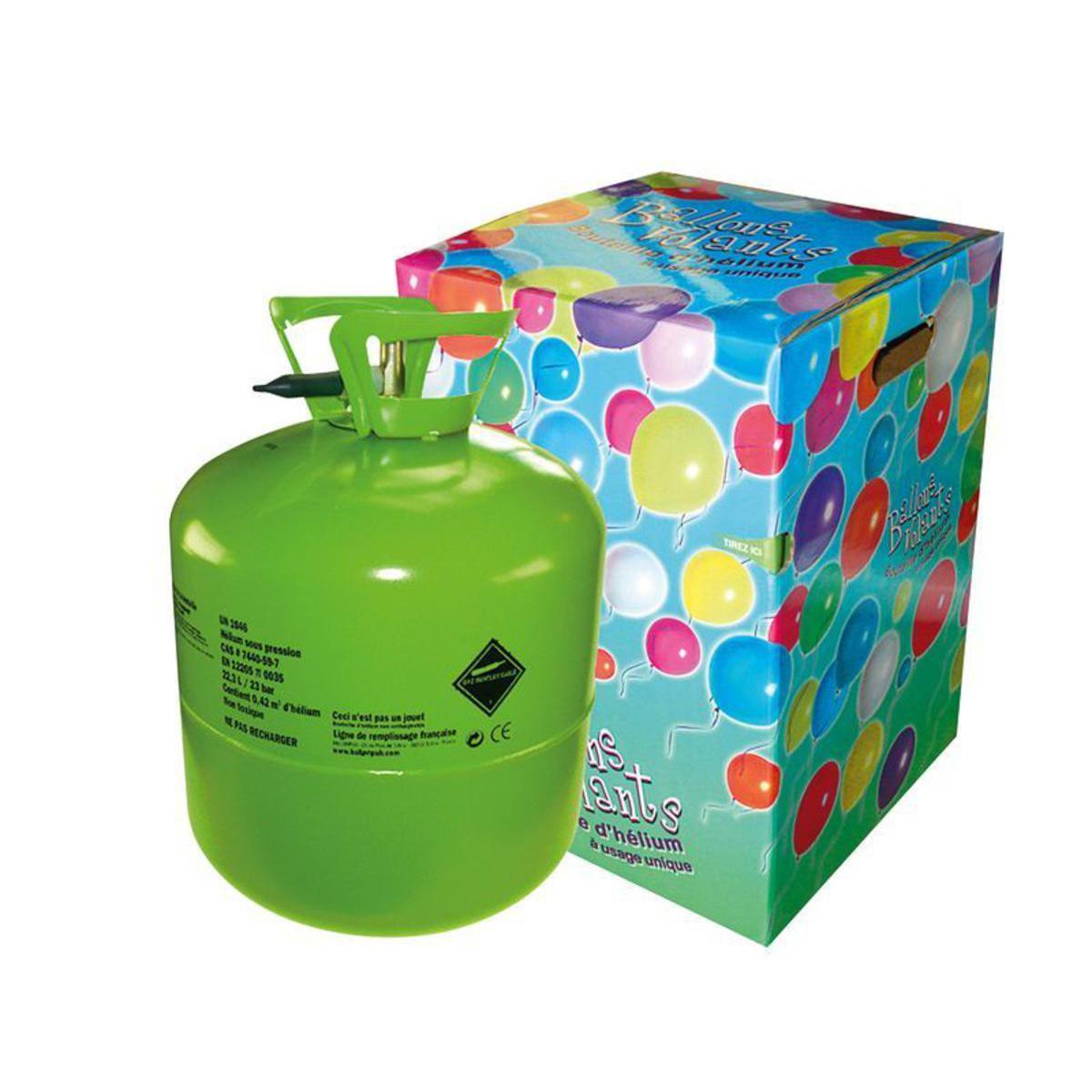 Embout Helium Jetable Pour 50 Ballons Multicolore Accessoires Deguisement La Foir Fouille