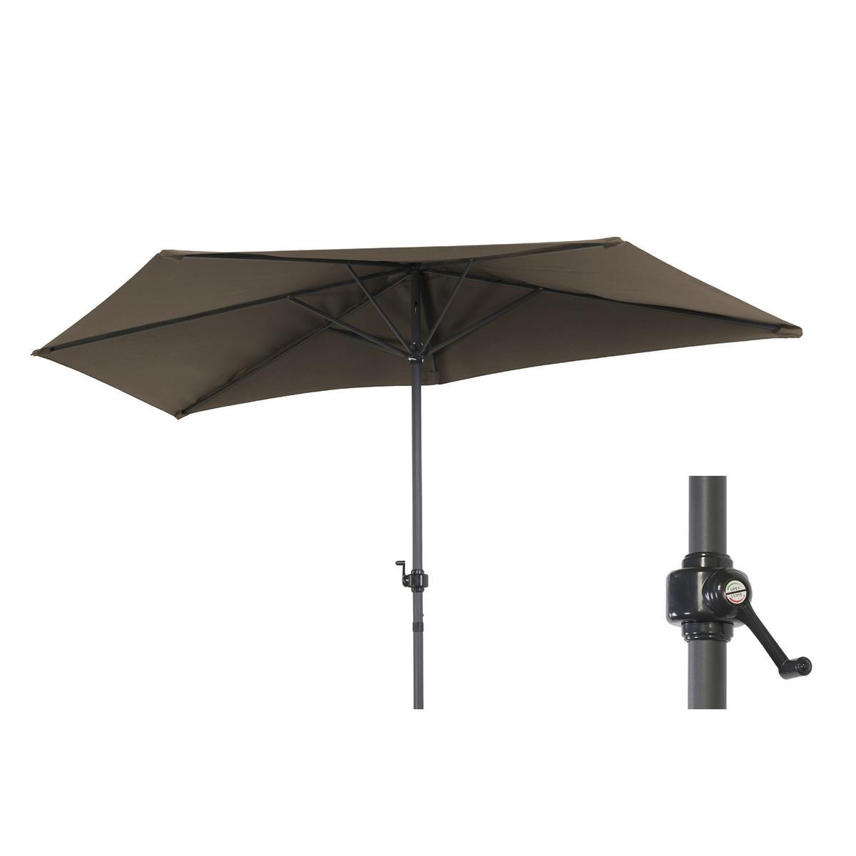 parasol pour balcon alu polyester