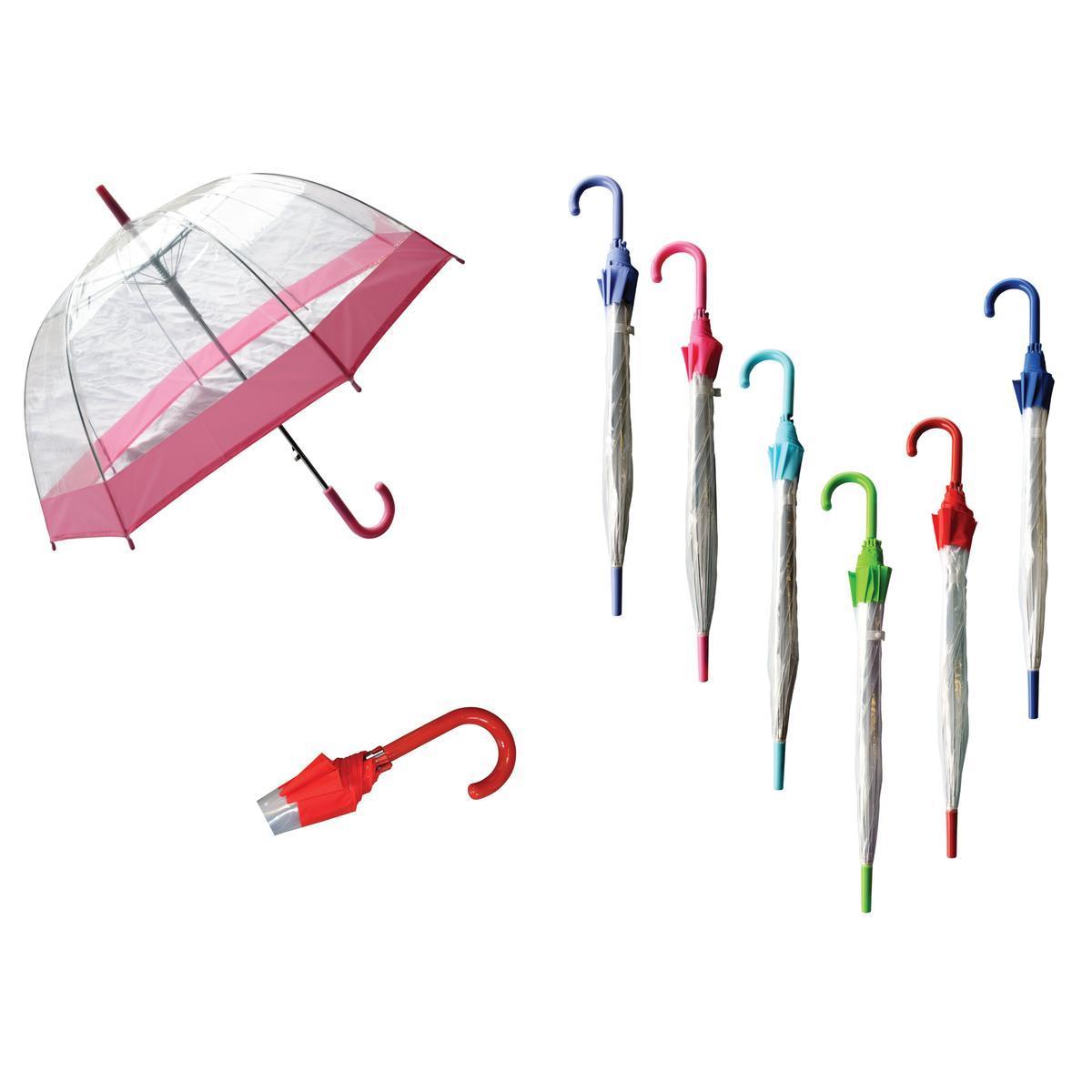 Parapluie Automatique Transparent Accessoires Mode La Foir Fouille