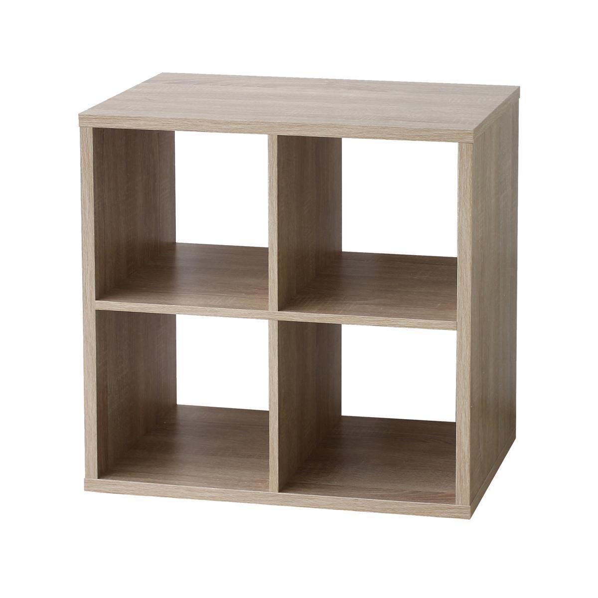 etagere cube 4 cases 66 x 30 x h 66