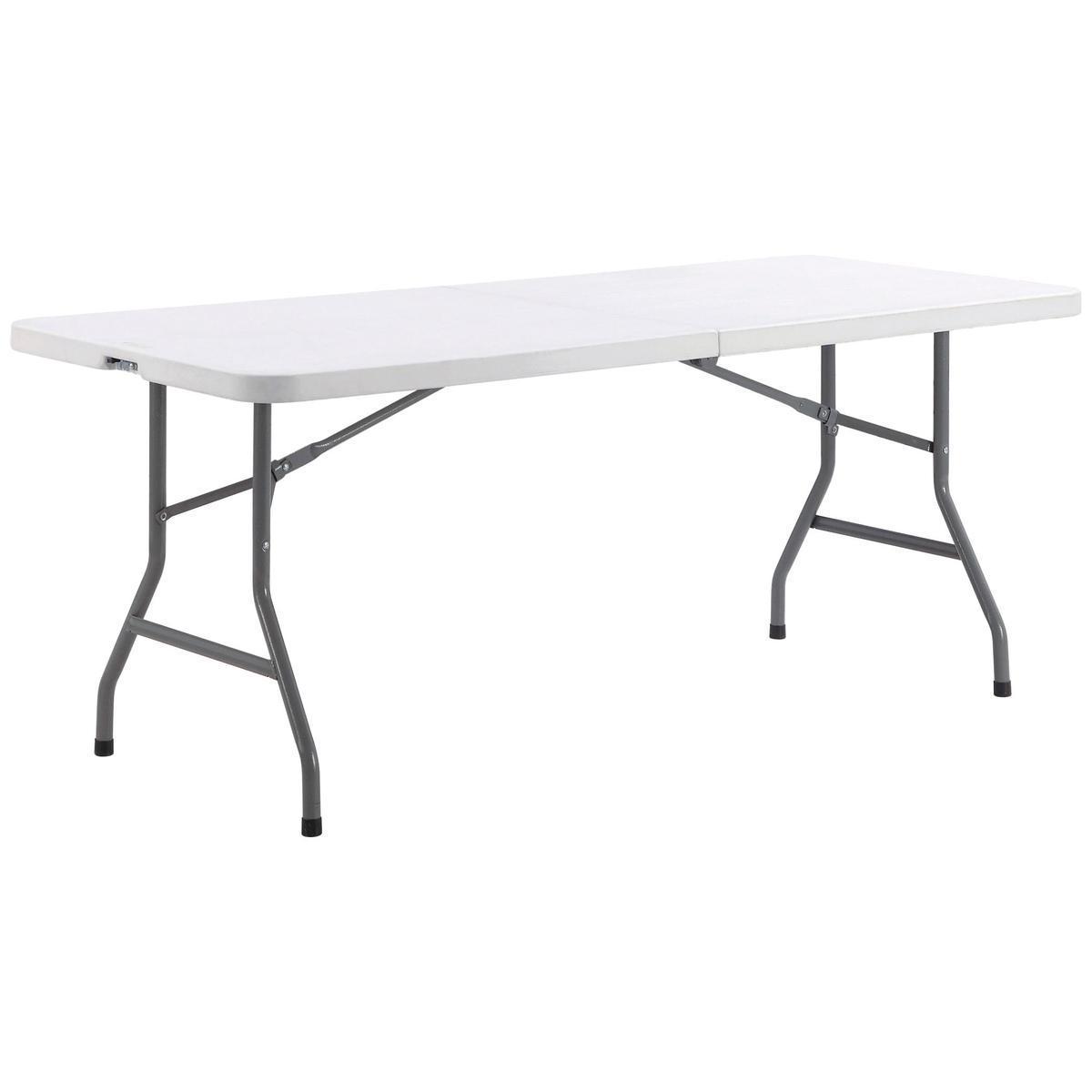 Table De Reception Party 180 X 76 X H 74 Cm Moorea Mobilier De Reception La Foir Fouille
