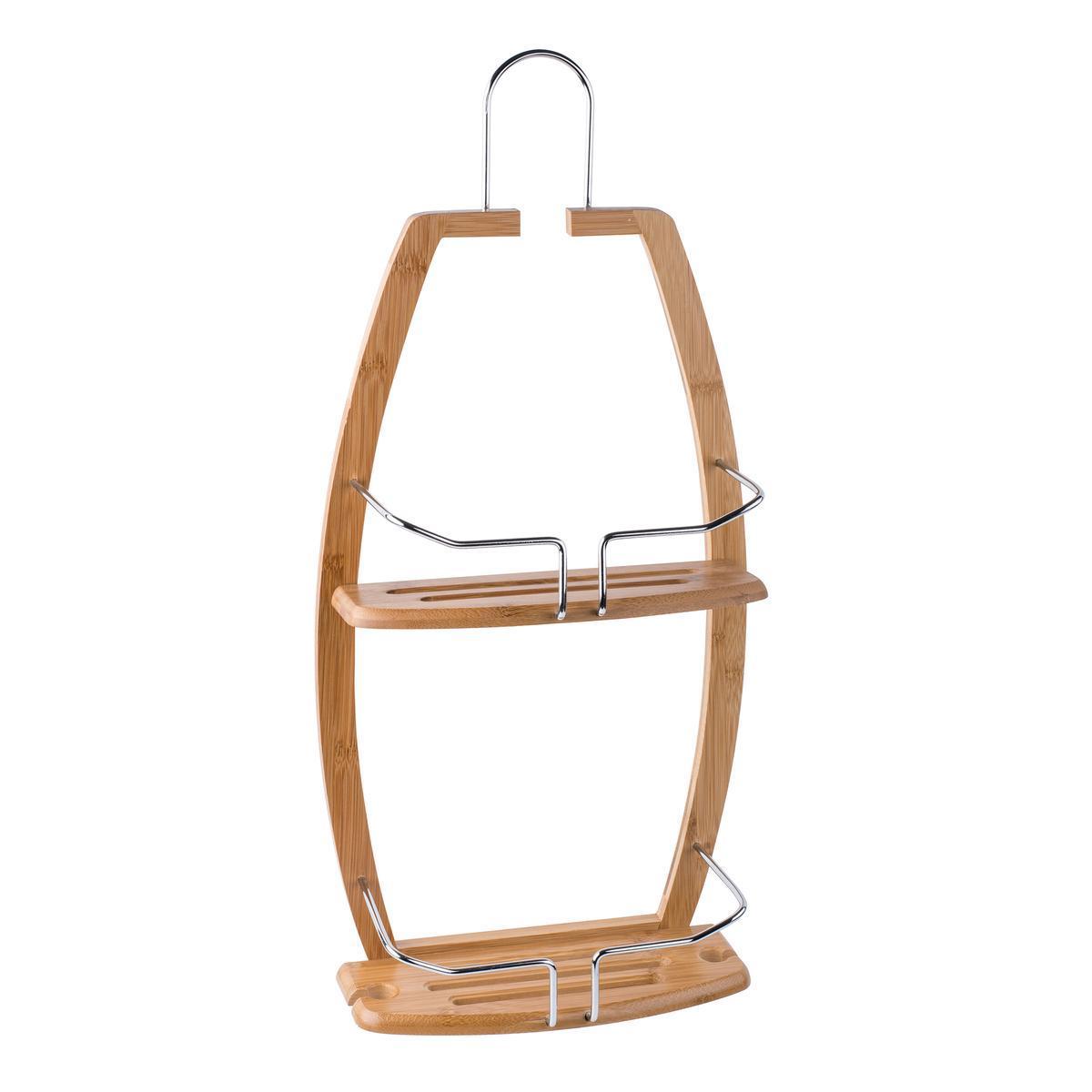valet de douche bambou accessoires