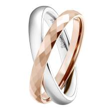 Wedding Bands Intercrossed