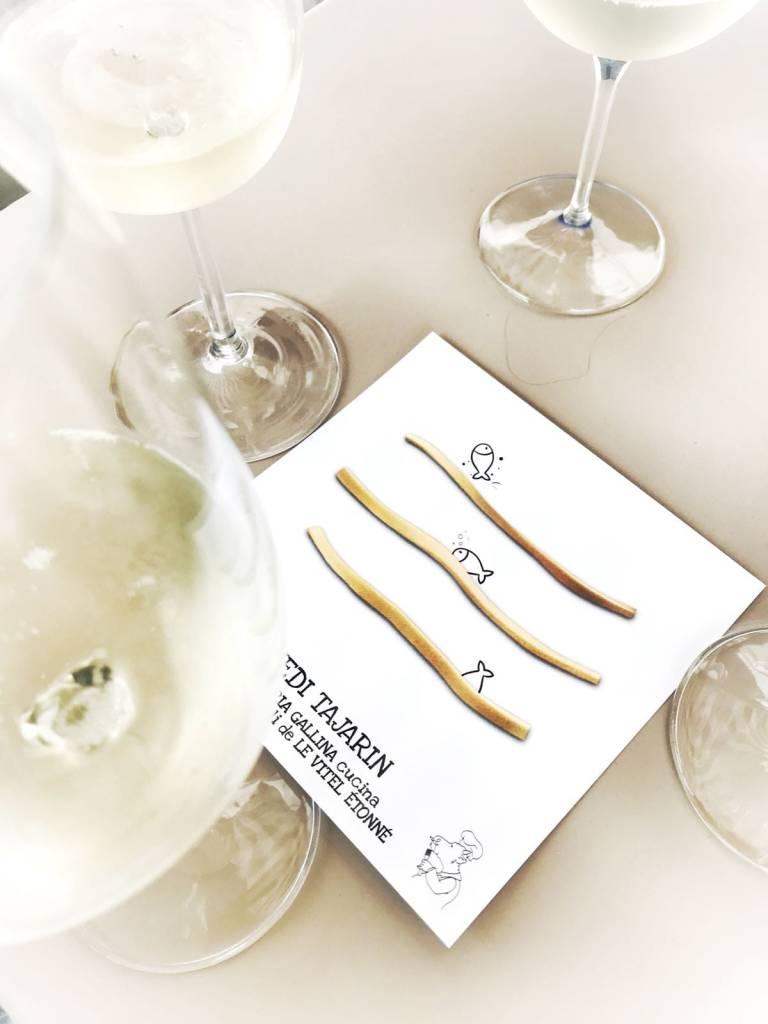 glass of wine Davide Dutto