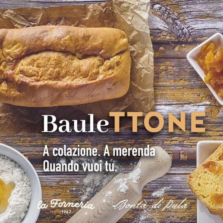 bauleTTONE all'Albicocca