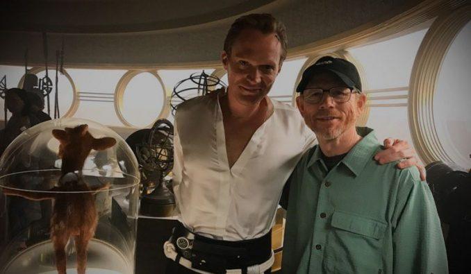 Nuevas imágenes de Lando y Dryden Vos + Posible involucración de la Fuerza en 'Han Solo'