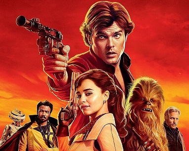 """Nuevos carteles de """"Han Solo: Una Historia de Star Wars"""""""