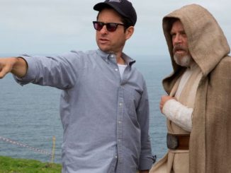 J J Abrams Mark Hamill Episodio IX
