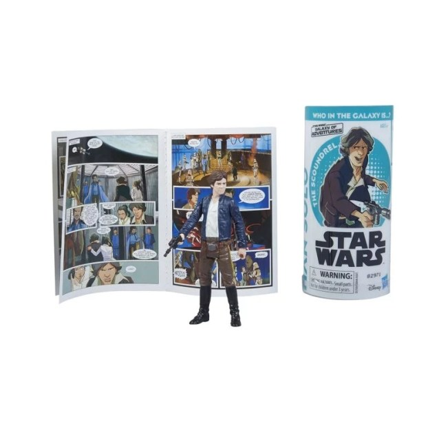 Galaxy of Adventures Han Solo