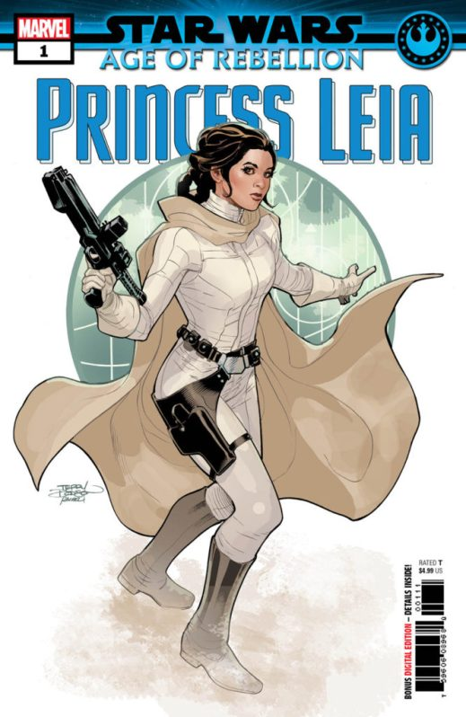 Age of Rebellion Leia