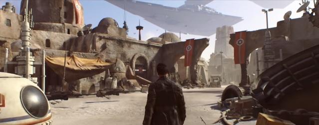 Amy Henning Imagen del juego desarrollado por Visceral Games