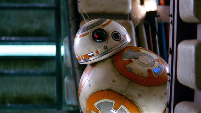 BB-8 Episodio IX