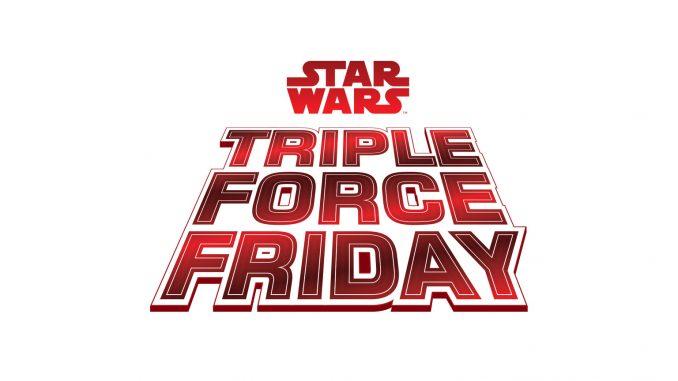 Triple Force Friday – Lucasfilm anuncia la fecha del evento