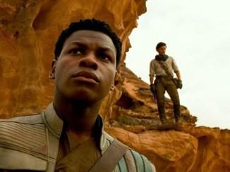 John Boyega El Ascenso de Skywalker