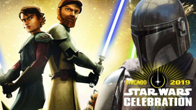 Sigue el panel de The Clone Wars y de Mandalorian en la Star Wars Celebration de Chicago