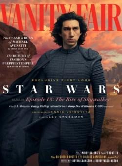 El Ascenso de Skywalker Vanity Fair