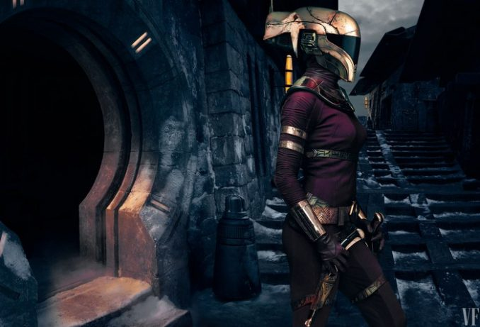 Keri Russell dijo que lloró al leer el guión de 'El Ascenso de Skywalker'