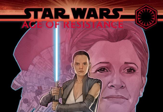 Star Wars: Age of Resistance – Revelados nuevos números de la serie