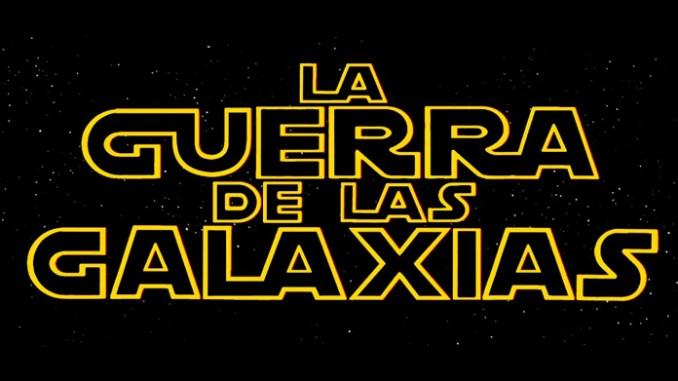 La guerra de las galaxias en tiempos oscuros