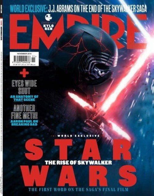Empire El Ascenso de Skywalker