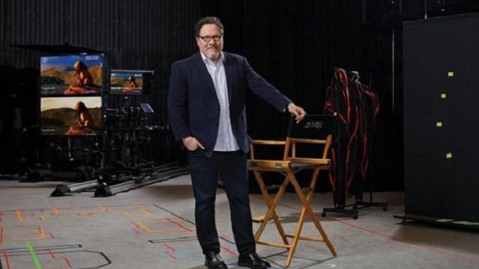 The Mandalorian Jon Favreau