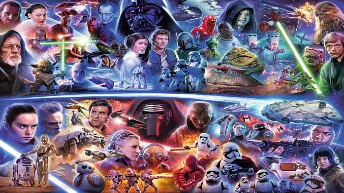 Cómo ver la saga Star Wars. El orden en la Fuerza