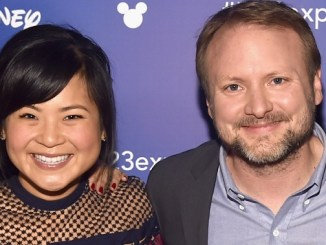 Rian Johnson Kelly Marie Tran