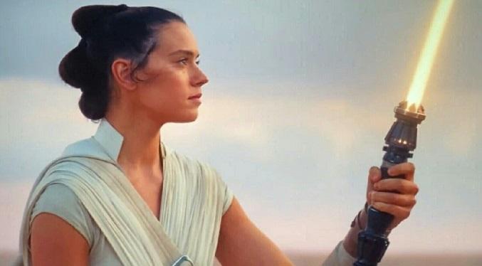 Rey El Ascenso de Skywalker