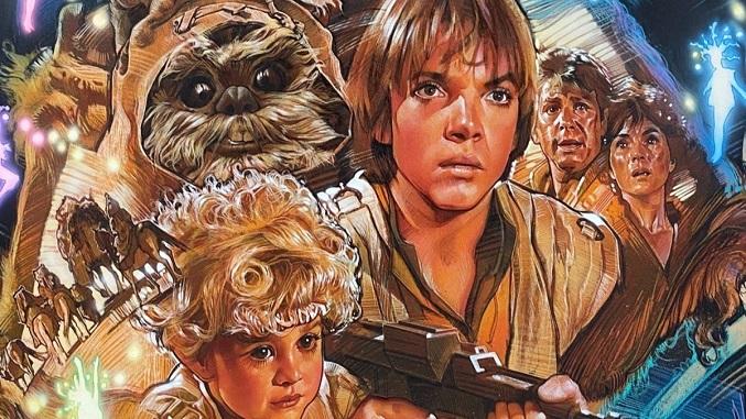 Ewoks: Cómo se hicieron los primeros spin off de Star Wars