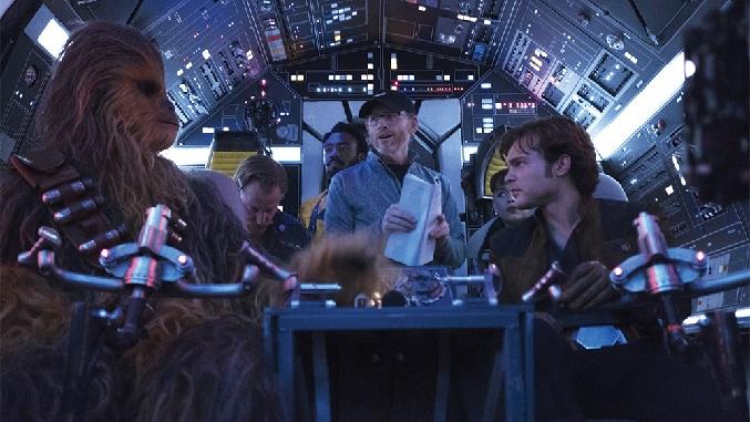 Ron Howard Han Solo