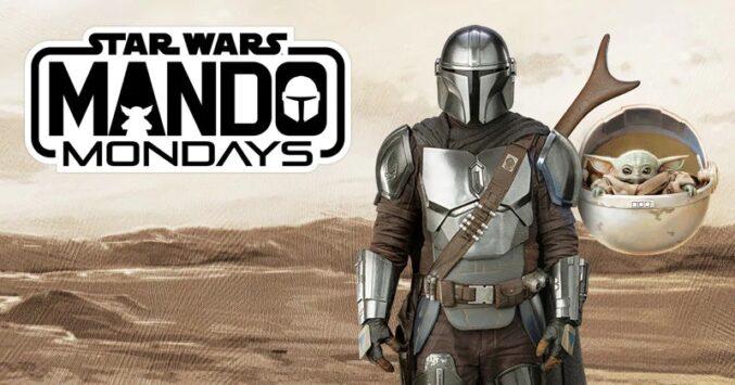 Disney y Lucasfilm presentan «Mando Mondays», la nueva línea de productos de The Mandalorian