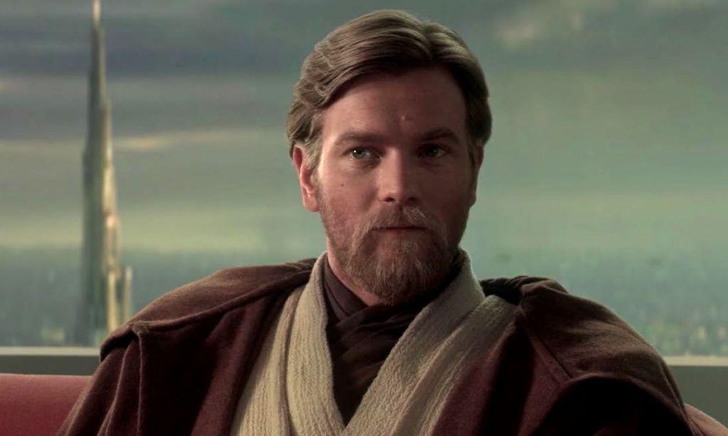 McGregor Kenobi rodaje