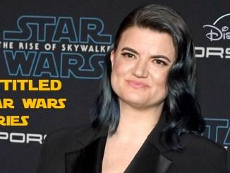 leslye headland serie star wars