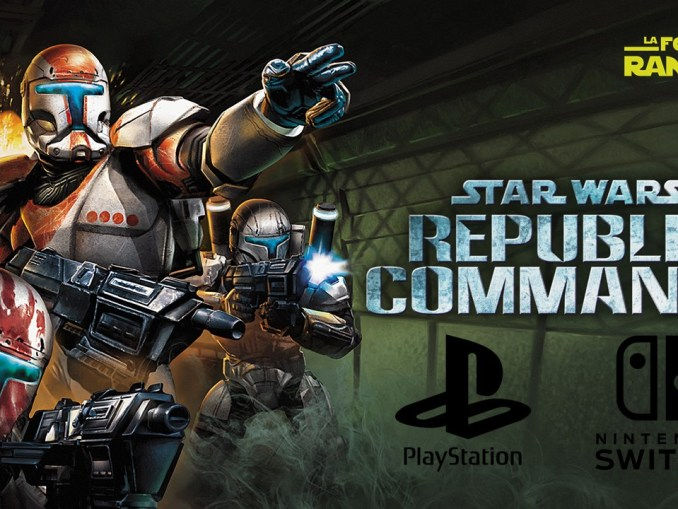 republic commando playstation switch