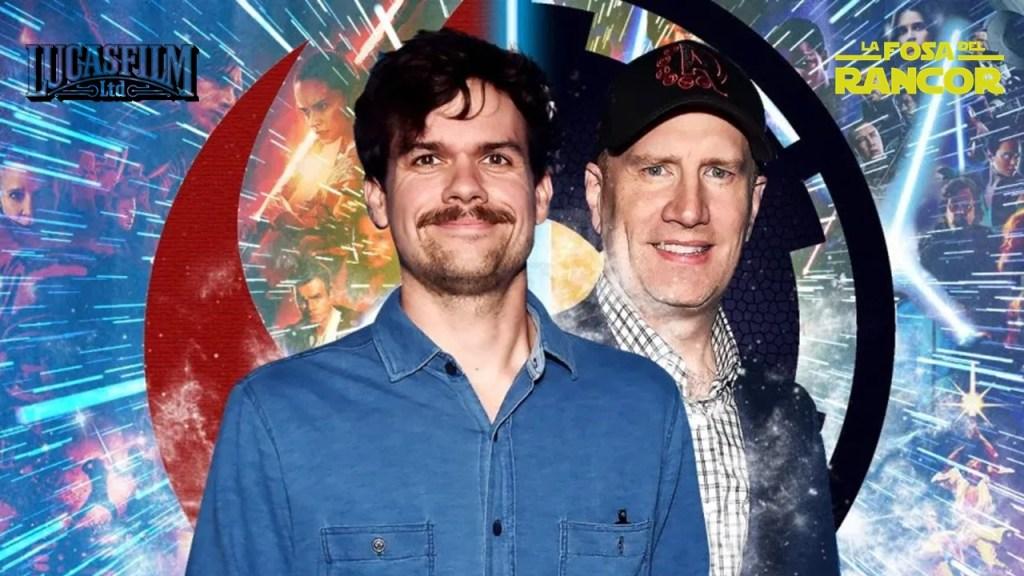 Michael Waldron confirma que está trabajando en la película de Star Wars producida por Kevin Feige