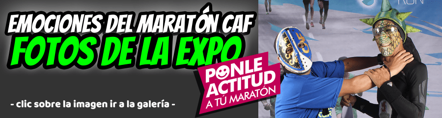 Banner home page expo maraton caf