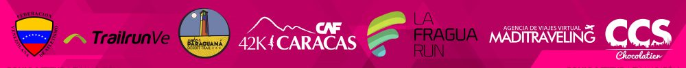Banda de promo Fotos Expo Maratón CAF 2017