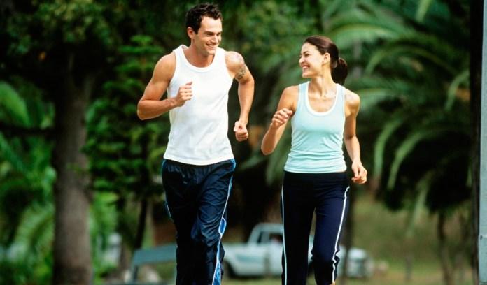 Hombres y mujeres corren diferente 2