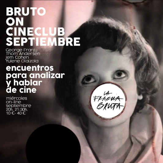 BRUTO-ON-CINECLUB SEPTIEMBRE 21