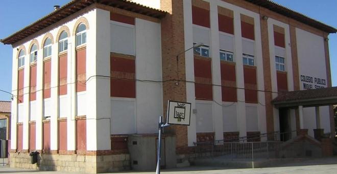 El colegio público Miguel Servet de Fraga es uno de los más de 30 centros de enseñanza aragoneses donde ya se enseña catalán