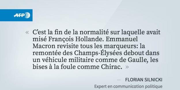 AFP florian Silnicki communication politique