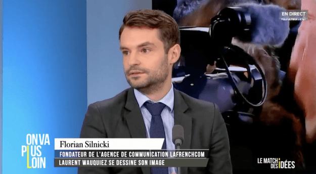 Florian silnicki communication de crise urvoas et communication politique laurent wauquiez