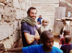 foto Carlo Angelo Valsesia Cooperante in Kenya