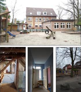 Erstellung einer Machbarkeitsstudie für ein Familienhaus Hornbrunnen in Schleswig